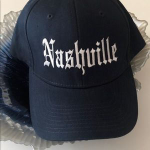 Adam Levine Collection Accessories - NWT Adam Levine Nashville Ball Cap